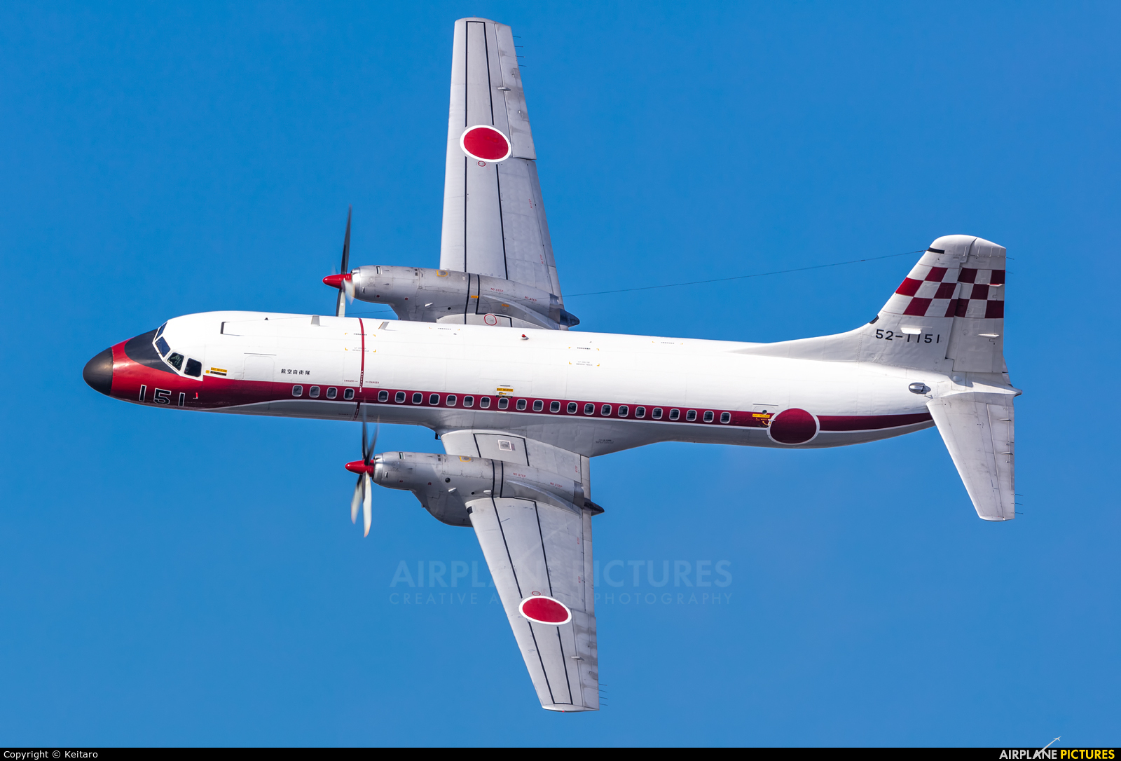 Japan - Air Self Defence Force 52-1151 aircraft at Iruma AB