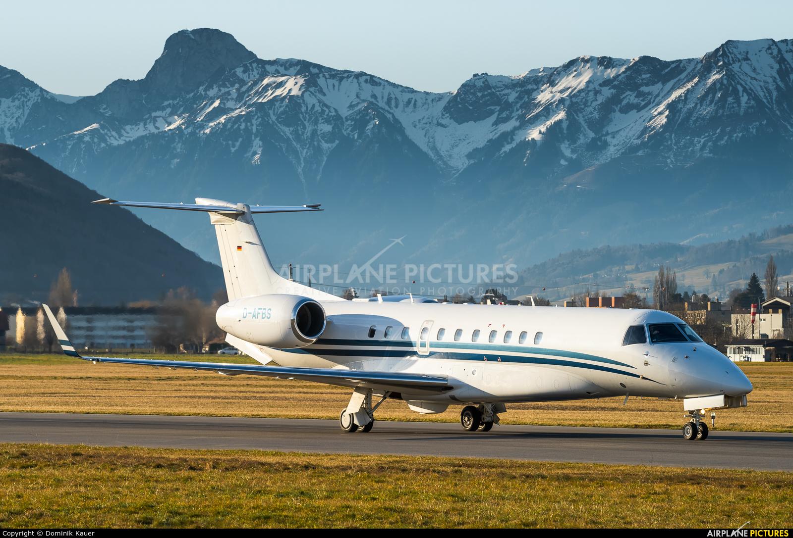Air Hamburg D-AFBS aircraft at Bern - Belp