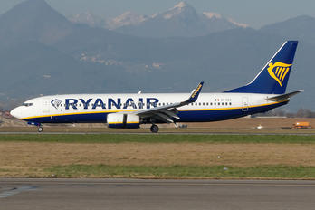 EI-EBA - Ryanair Boeing 737-800