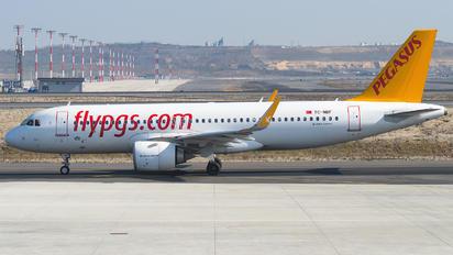 TC-NBF - Pegasus Airbus A320 NEO