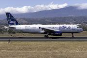N796JB - JetBlue Airways Airbus A320 aircraft