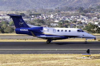 N326AS - Private Embraer EMB-505 Phenom 300