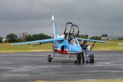 "F-TELL - France - Air Force ""Patrouille de France"" Dassault - Dornier Alpha Jet E aircraft"