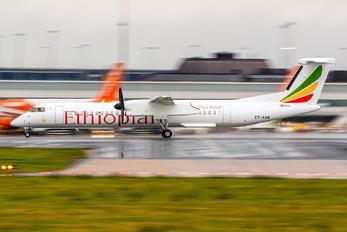 ET-AXW - Ethiopian Airlines de Havilland Canada DHC-8-400Q / Bombardier Q400
