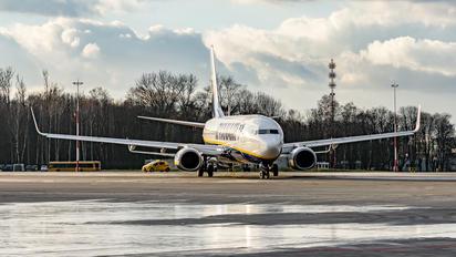 9H-QDC - Malta Air Boeing 737-8AS