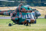 6003 - Poland - Army Mil Mi-2 aircraft