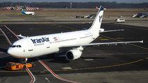EP-IBA - Iran Air Airbus A300 aircraft