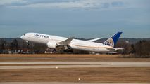 N38950 - United Airlines Boeing 787-9 Dreamliner aircraft