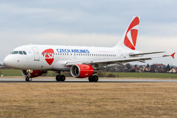 OK-NEM - Eurowings Airbus A319