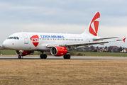 OK-NEM - Eurowings Airbus A319 aircraft