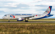 VQ-BFW - Ural Airlines Airbus A320 aircraft