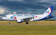 VQ-BTZ - Ural Airlines Airbus A319 aircraft