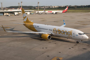 LV-HKN - Flybondi Boeing 737-800
