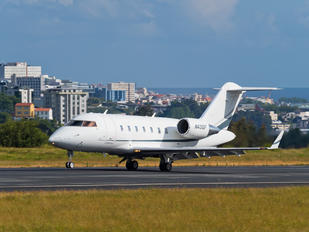 N43QF - Private Bombardier Challenger 605