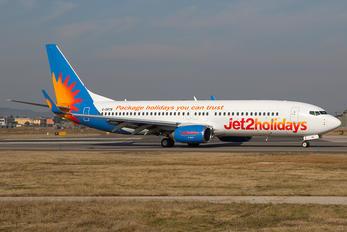 G-DRTB - Jet2 Boeing 737-800