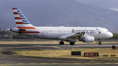 N112US - US Airways Airbus A320