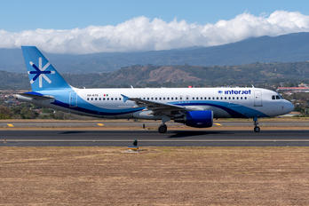 XA-AYO - Interjet Airbus A320