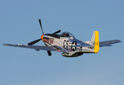 NL5420V - Private North American P-51D Mustang aircraft