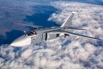 RF-34002 - Russia - Navy Sukhoi Su-24M