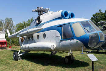 03 - Romania - Air Force Mil Mi-8PS