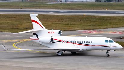 N979JW - Private Dassault Falcon 7X