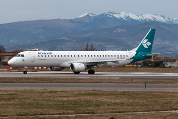 I-ADJY - Air Dolomiti Embraer ERJ-195 (190-200)