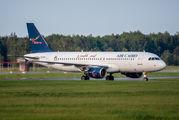 SU-BPX - Air Cairo Airbus A320 aircraft