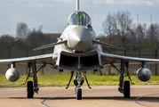 ZK366 - Royal Air Force Eurofighter Typhoon FGR.4 aircraft