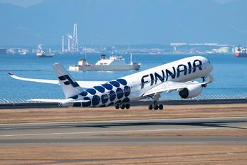 OH-LWL - Finnair Airbus A350-900
