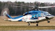 OH-HCR - Private Agusta Westland AW139 aircraft