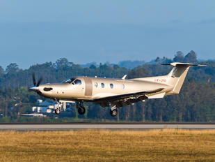LX-JFA - Jetfly Aviation Pilatus PC-12