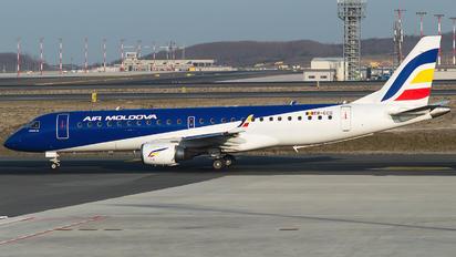 ER-ECD - Air Moldova Embraer ERJ-190 (190-100)