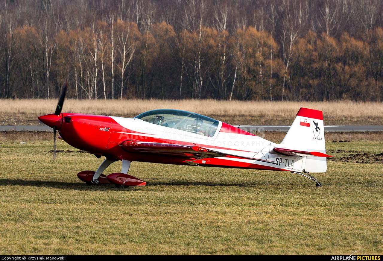 Aeroklub Śląski SP-TLA aircraft at Katowice Muchowiec