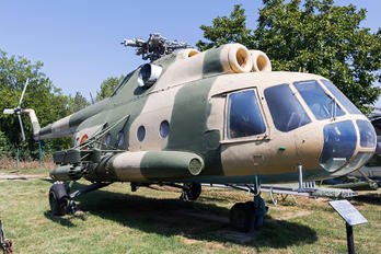 05 - Romania - Air Force Mil Mi-8T