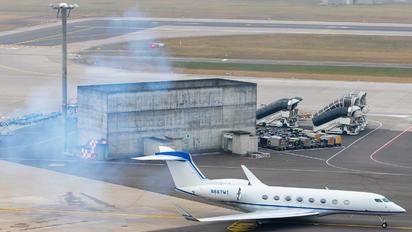 N887WT - Private Gulfstream Aerospace G650, G650ER
