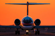 I-SMET - Meridiana McDonnell Douglas MD-82 aircraft
