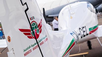 CN-CEL - Morocco Aviation Private Academy (MAPA) Diamond DA 42 Twin Star