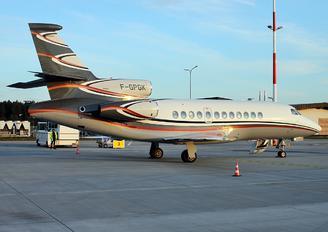 F-GPGK - Private Dassault Falcon 900 series