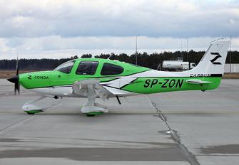 SP-ZON - Private Cirrus SR-22 -GTS