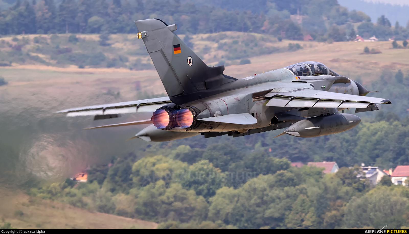 Germany - Air Force 44-65 aircraft at Sliač