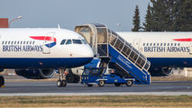 G-MEDM - British Airways Airbus A321 aircraft
