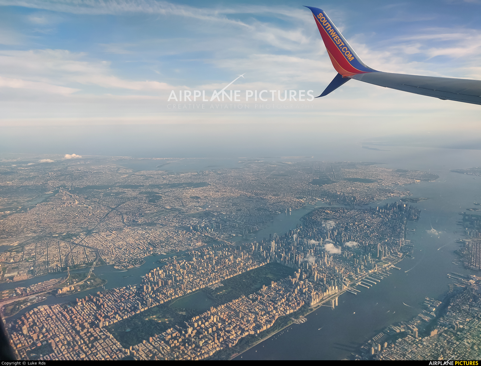Southwest Airlines N902WN aircraft at New York - La Guardia