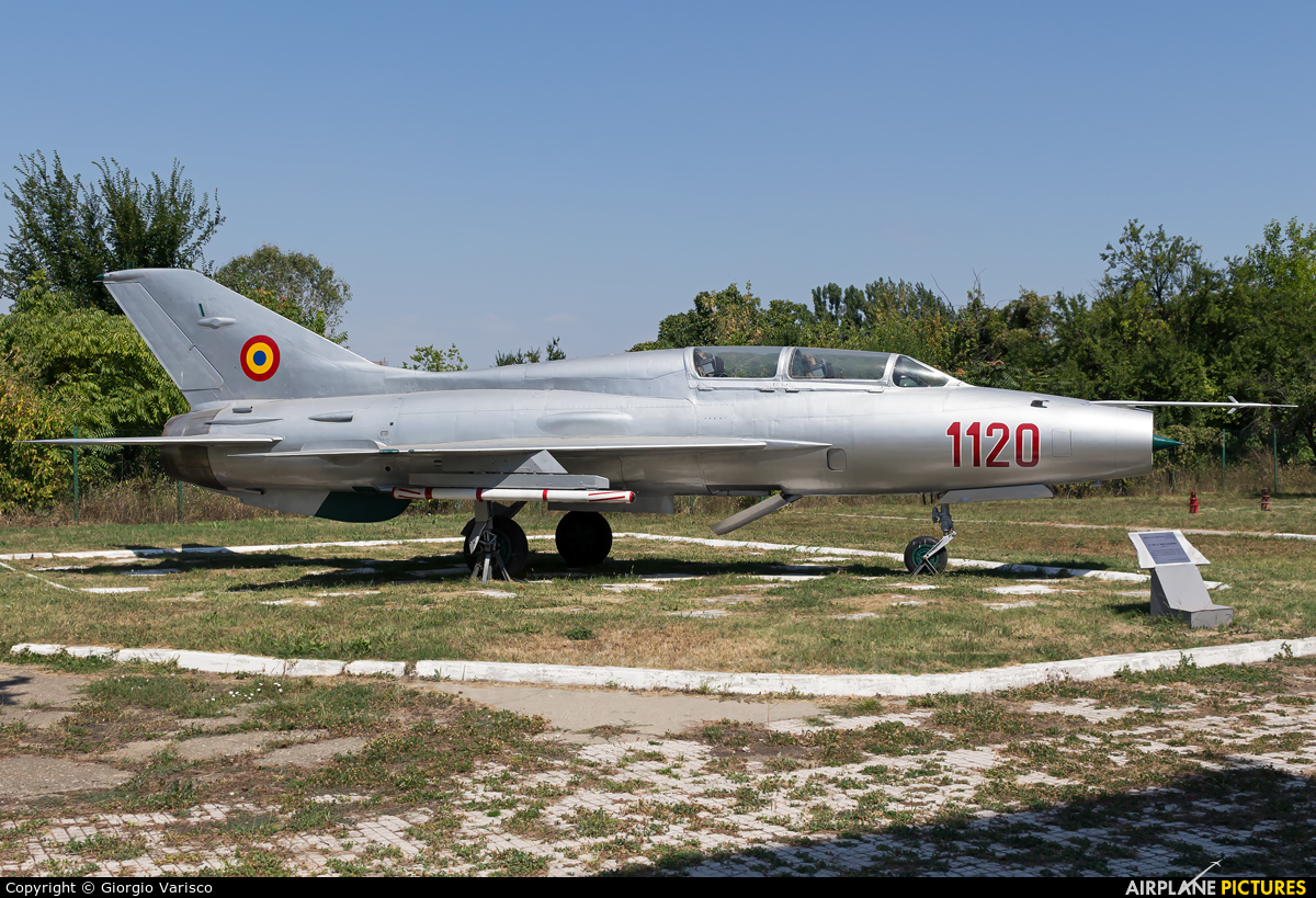 Romania - Air Force 1120 aircraft at Bucharest - Romanian AF Museum