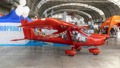 SP-SEKW - Private Aeroprakt A-32
