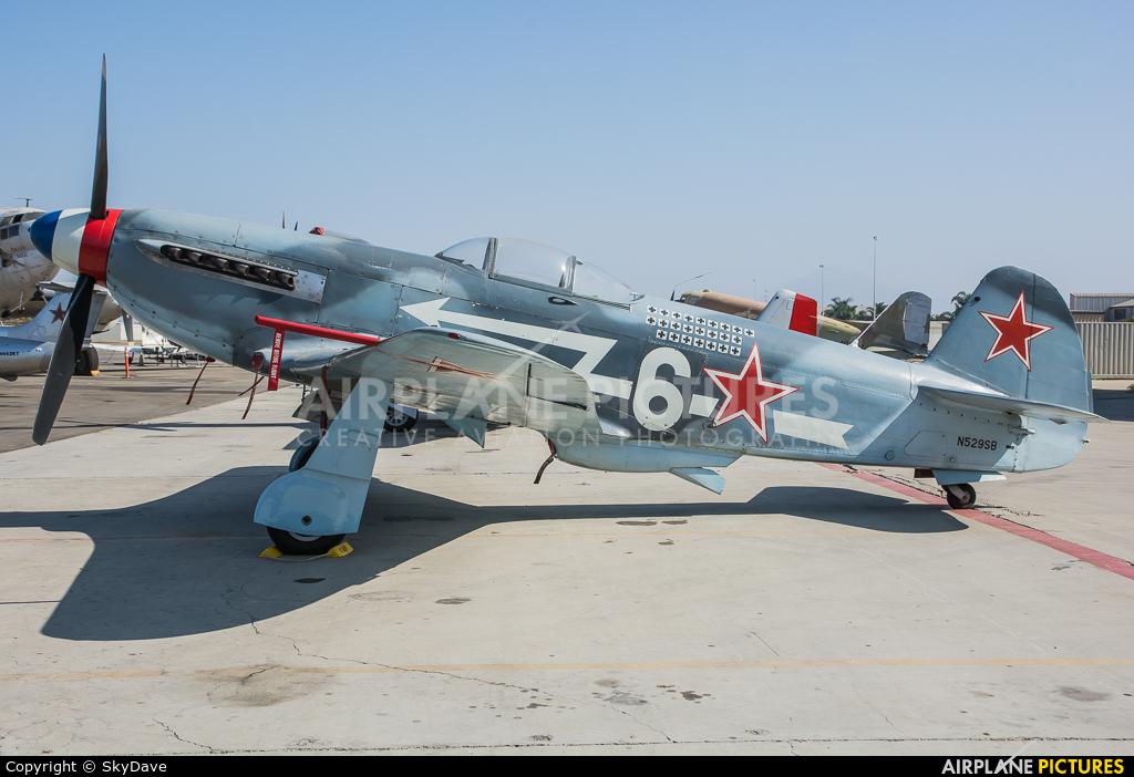 Private N529SB aircraft at Camarillo
