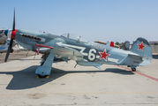 N529SB - Private Yakovlev Yak-3M aircraft