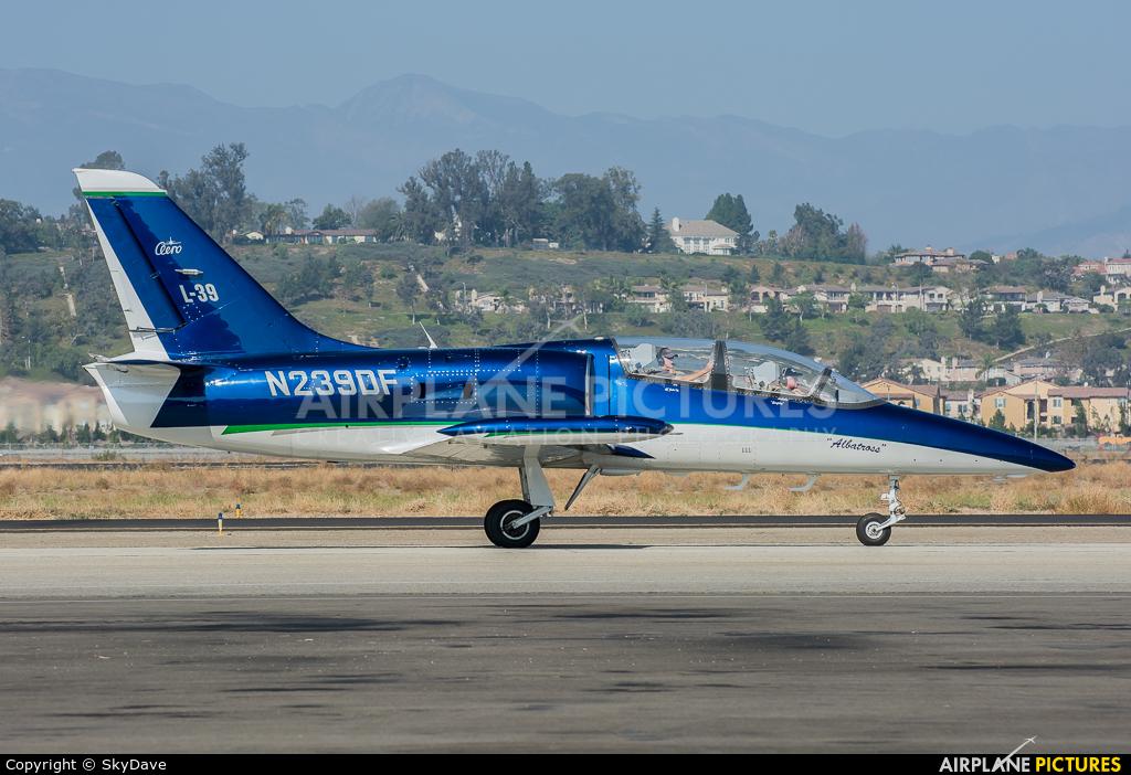 Private N239DF aircraft at Camarillo