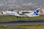 EC-MHJ - CanaryFly ATR 72 (all models) aircraft