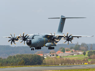 54+25 - Germany - Air Force Airbus A400M
