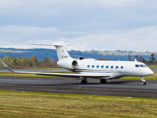 EC-MLR - Gestair Gulfstream Aerospace G650, G650ER